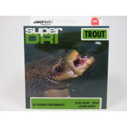 Super Dri Elite Trout Lichen Green