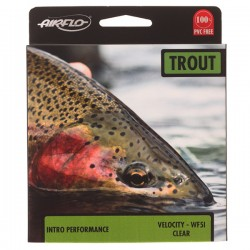 AirFlo Trout Velocity Clear