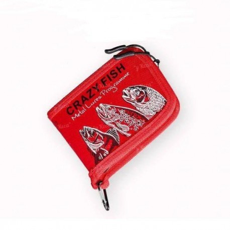 CRAZY FISH WALLET