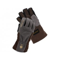 W4 Thermogrip Half-Finger Glove