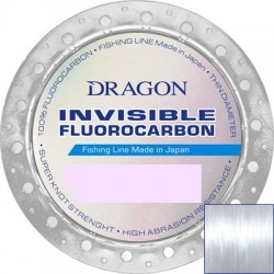 Dragon Invisible Fluorocarbon 0.18mm., 2.35kg., 20m.