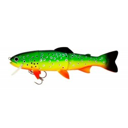 Westin Tommy The Trout 37g/15cm Low Floating, Crazy Firetiger