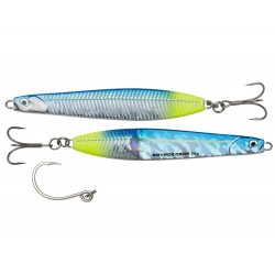 Savage Gear Surf Seeker 11cm/ 40g Long Cast System Sinking  Blue Chrome