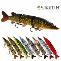 Mike The Pike 80g/22cm (HL/SB) Sinking