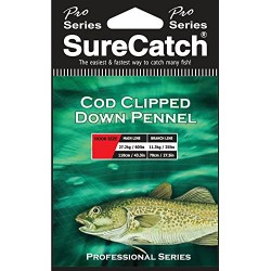 Sure Catch Cod Clipped Down Pennel