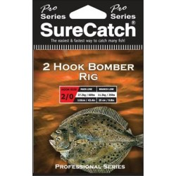 Sure Catch 2 Hook Bomber Rig