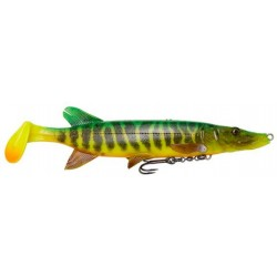 SG 4D Pike Shad 20cm 65g Fire Tiger