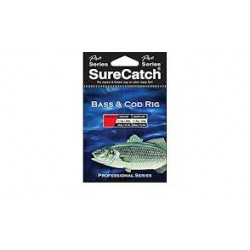 Sure Catch Bass & Cod Rig 2/0