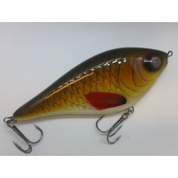 Jerk Home Made Lures 97gr. -Sinking Crystal